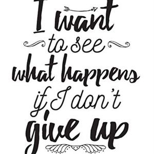 ❤️DON'T GIVE UP❤️